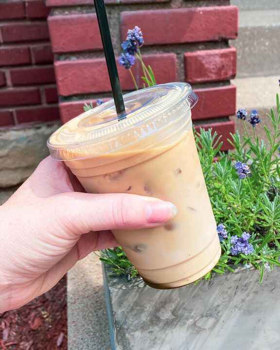Holllly hot dog it is blazing outside!!Cool off with one of our summer iced drinks…Honey Lavender Latte (fabulous with o...