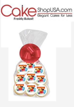 Daniel Tiger Neighborhood Cakes, Cupcakes, Cookies, Brownies & More. Visit CakeShopUSA.com or Call 770-672-0535